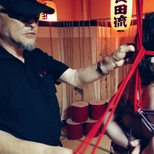 "SL002  –  Shibari Lounge ""Shima Shikou Style"" 15.8.2020"
